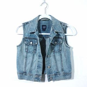 Gap Women's Denim Vest. Size XS.